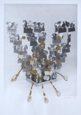 Acrylic for Radek Kratina (Album
