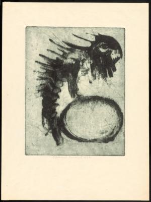 Dragon Nest (Graphic print 1)