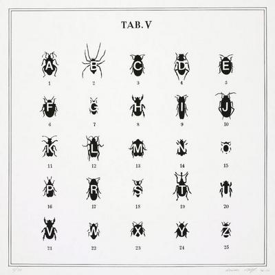 Visual Aids, TAB. V