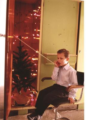 Long Christmas Eve (photo-story)
