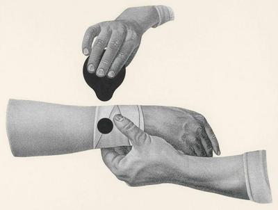 Three Hands, One Broken II