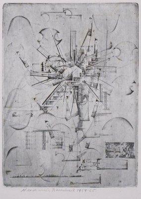 Graphic print VI.
