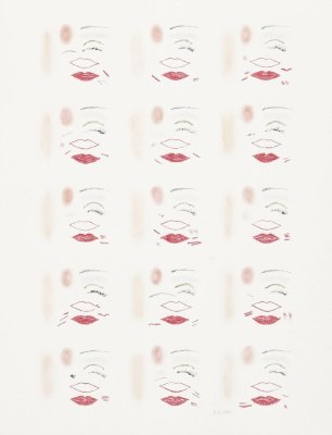 Today and every day semaphores of lips